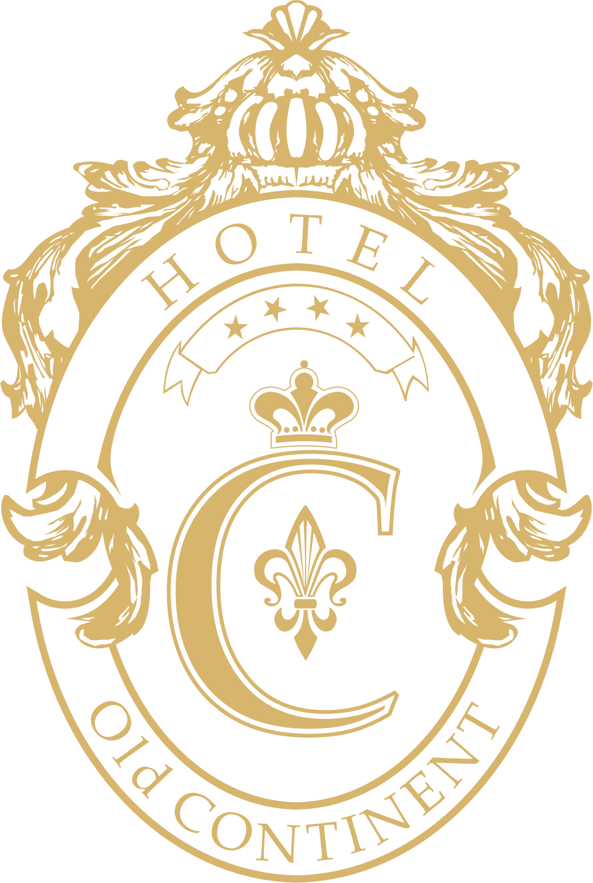 Hotel Old CONTINENT logo